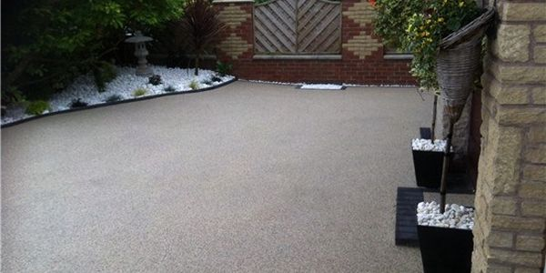 recent work for resin driveways in bournemouth